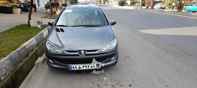 206 تیپ 2 مدل 85 در گروه خرید و فروش وسایل نقلیه در مازندران در شیپور-عکس1