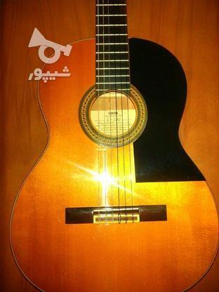گیتار یاماها c200ژاپن در گروه خرید و فروش ورزش فرهنگ فراغت در کرمان در شیپور-عکس2