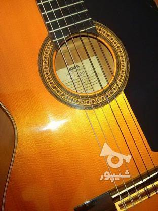 گیتار یاماها c200ژاپن در گروه خرید و فروش ورزش فرهنگ فراغت در کرمان در شیپور-عکس1