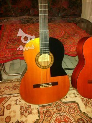 گیتار یاماها c200ژاپن در گروه خرید و فروش ورزش فرهنگ فراغت در کرمان در شیپور-عکس6
