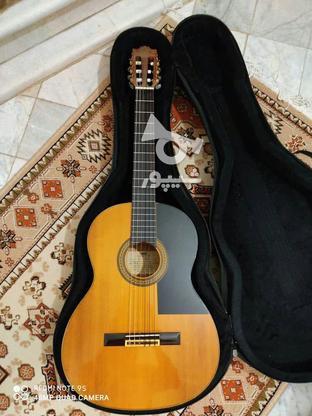 گیتار یاماها c200ژاپن در گروه خرید و فروش ورزش فرهنگ فراغت در کرمان در شیپور-عکس7