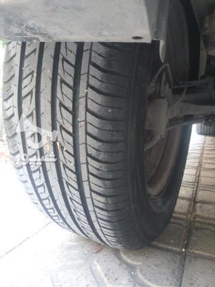 دوحلقه لاستیک پژو در گروه خرید و فروش وسایل نقلیه در فارس در شیپور-عکس3