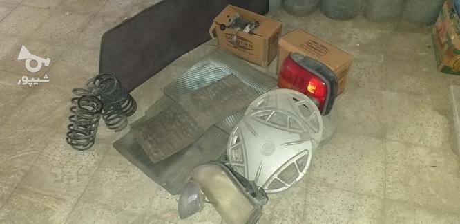 لوازم پراید همه سالم در گروه خرید و فروش وسایل نقلیه در سمنان در شیپور-عکس1