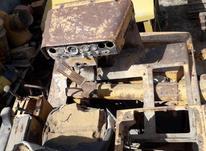 کفی پا بلدوزر 155 در شیپور-عکس کوچک