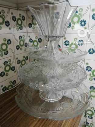 ظروف میوه خوری وشیرینی خوری در گروه خرید و فروش لوازم خانگی در اصفهان در شیپور-عکس2