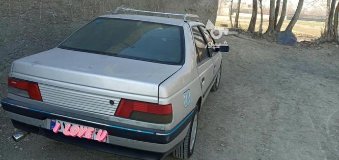 پژو روآ نقره ای تمیز دوگانه فنی درجه یک  در گروه خرید و فروش وسایل نقلیه در اصفهان در شیپور-عکس2