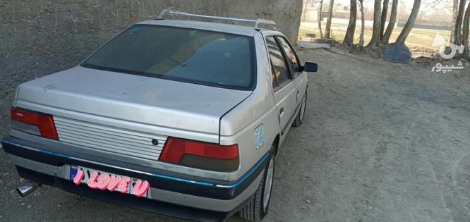 پژو روآ نقره ای تمیز دوگانه فنی درجه یک  در گروه خرید و فروش وسایل نقلیه در اصفهان در شیپور-عکس5