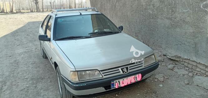 پژو روآ نقره ای تمیز دوگانه فنی درجه یک  در گروه خرید و فروش وسایل نقلیه در اصفهان در شیپور-عکس1