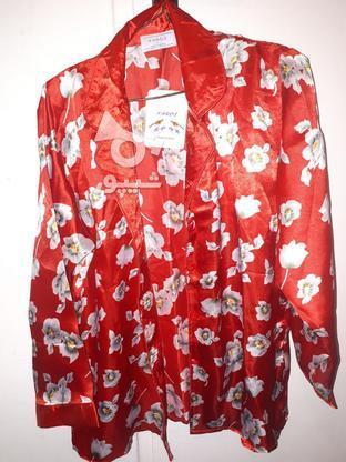 کت وپیژامه زنانه سایز40.42 در گروه خرید و فروش لوازم شخصی در تهران در شیپور-عکس1