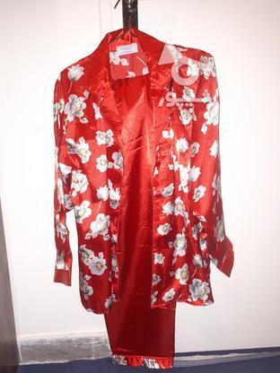 کت وپیژامه زنانه سایز40.42 در گروه خرید و فروش لوازم شخصی در تهران در شیپور-عکس2