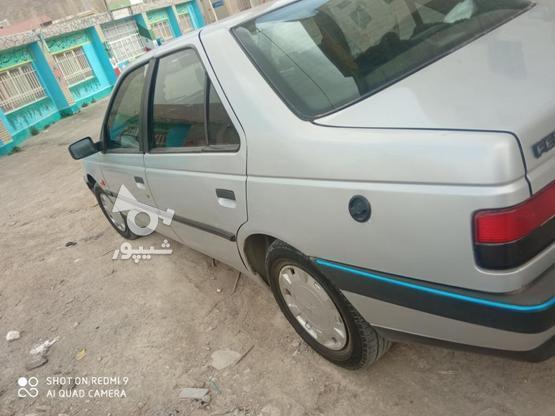 پژو 405 نقره ای  در گروه خرید و فروش وسایل نقلیه در تهران در شیپور-عکس4
