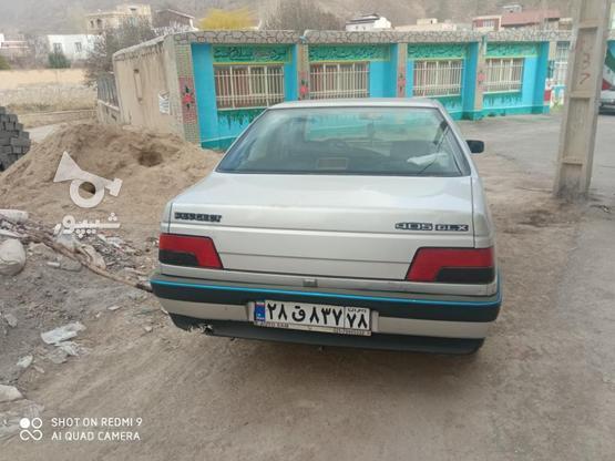 پژو 405 نقره ای  در گروه خرید و فروش وسایل نقلیه در تهران در شیپور-عکس3