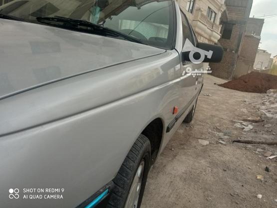 پژو 405 نقره ای  در گروه خرید و فروش وسایل نقلیه در تهران در شیپور-عکس5