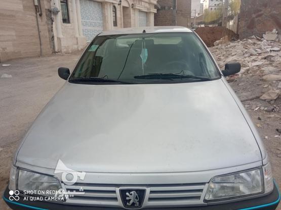پژو 405 نقره ای  در گروه خرید و فروش وسایل نقلیه در تهران در شیپور-عکس1