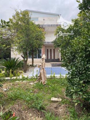 فروش ویلا استخردار تریبلکس500 متر ویو جنگل و باغ در گروه خرید و فروش املاک در مازندران در شیپور-عکس1