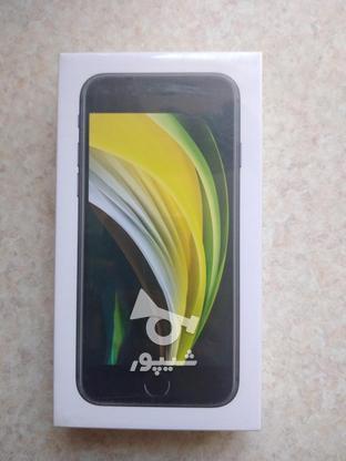 ایفون 64g se 2020  در گروه خرید و فروش موبایل، تبلت و لوازم در تهران در شیپور-عکس1