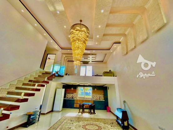 ویلا دوبلکس استخردار مدرن 300متری شهرک جنگلی امیرآباد در گروه خرید و فروش املاک در مازندران در شیپور-عکس3