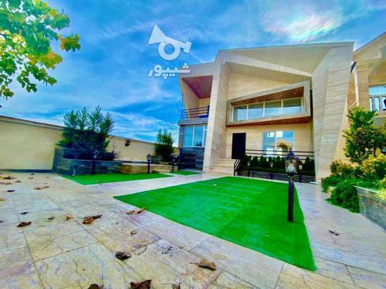 ویلا دوبلکس استخردار مدرن 300متری شهرک جنگلی امیرآباد در گروه خرید و فروش املاک در مازندران در شیپور-عکس1