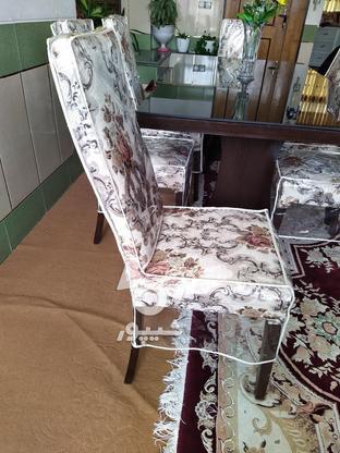 میز ناهارخوری 8 نفره در گروه خرید و فروش لوازم خانگی در اصفهان در شیپور-عکس5