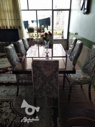 میز ناهارخوری 8 نفره در گروه خرید و فروش لوازم خانگی در اصفهان در شیپور-عکس2