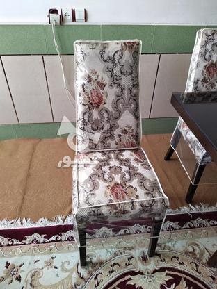 میز ناهارخوری 8 نفره در گروه خرید و فروش لوازم خانگی در اصفهان در شیپور-عکس4