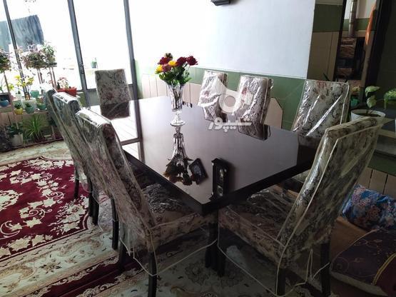میز ناهارخوری 8 نفره در گروه خرید و فروش لوازم خانگی در اصفهان در شیپور-عکس1