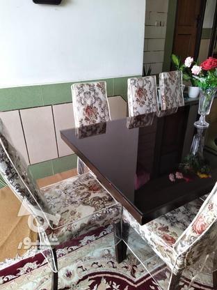 میز ناهارخوری 8 نفره در گروه خرید و فروش لوازم خانگی در اصفهان در شیپور-عکس3