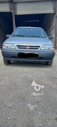 پراید مدل 87 فروش وهم معاوضه  در گروه خرید و فروش وسایل نقلیه در مازندران در شیپور-عکس1