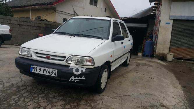 پراید se مدل 96 در گروه خرید و فروش وسایل نقلیه در البرز در شیپور-عکس2