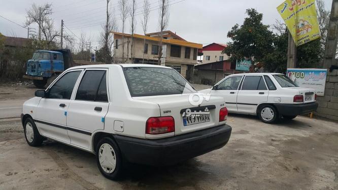 پراید se مدل 96 در گروه خرید و فروش وسایل نقلیه در البرز در شیپور-عکس4