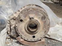 لوازم کامل چرخ عقب انواع بلدوزر  در شیپور-عکس کوچک