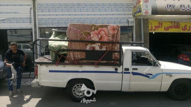 راننده مسلط به وانت و بستن بار در گروه خرید و فروش استخدام در البرز در شیپور-عکس1