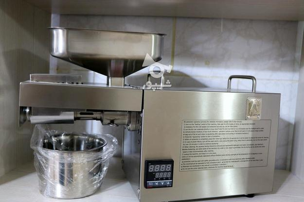 فروش دستگاه روغن گیری  در گروه خرید و فروش صنعتی، اداری و تجاری در اصفهان در شیپور-عکس1