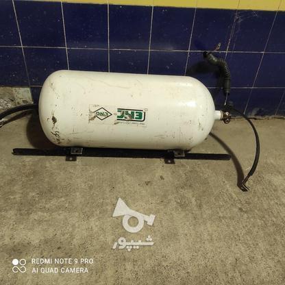 مخزن 75 لیتری CNG  در گروه خرید و فروش وسایل نقلیه در زنجان در شیپور-عکس1