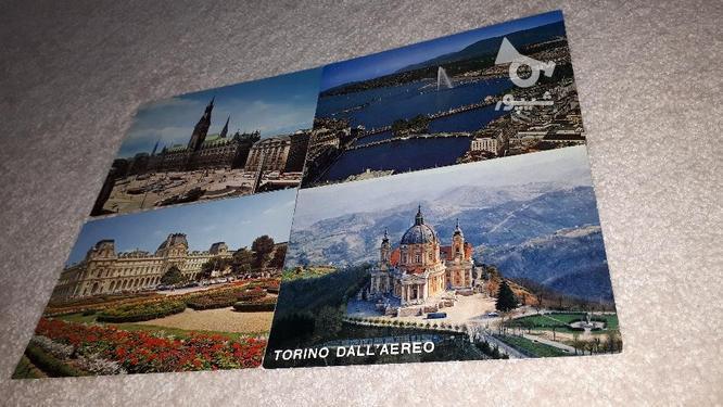 6 عدد کارت پستال خارجی گردشگری در گروه خرید و فروش ورزش فرهنگ فراغت در خوزستان در شیپور-عکس2