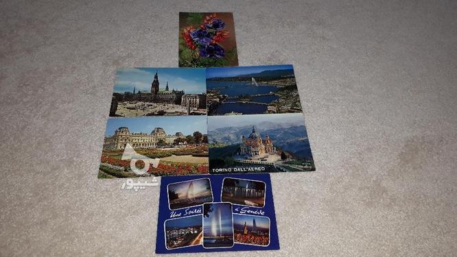 6 عدد کارت پستال خارجی گردشگری در گروه خرید و فروش ورزش فرهنگ فراغت در خوزستان در شیپور-عکس6