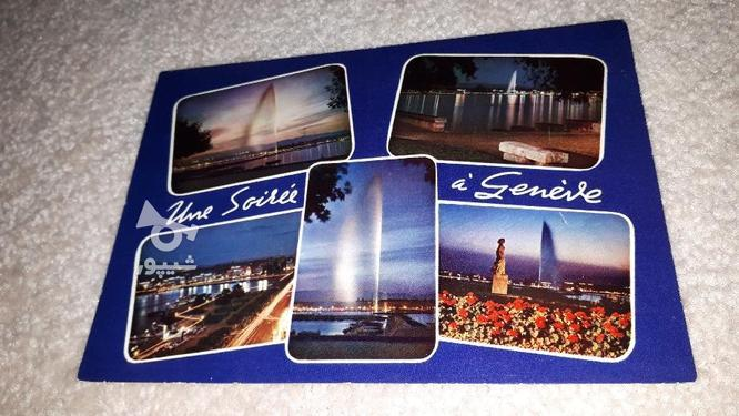 6 عدد کارت پستال خارجی گردشگری در گروه خرید و فروش ورزش فرهنگ فراغت در خوزستان در شیپور-عکس3