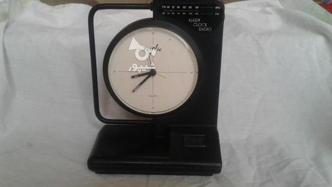 رادیو ساعت  تری نیک در گروه خرید و فروش لوازم خانگی در اصفهان در شیپور-عکس2