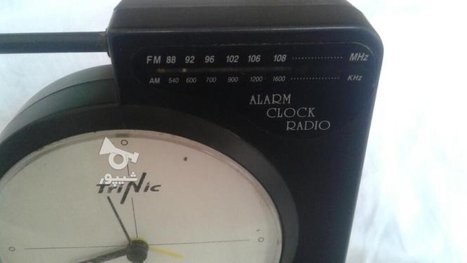 رادیو ساعت  تری نیک در گروه خرید و فروش لوازم خانگی در اصفهان در شیپور-عکس7