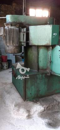 دستگاه های تولید موزاییک ساب وپرس  در گروه خرید و فروش صنعتی، اداری و تجاری در اصفهان در شیپور-عکس4