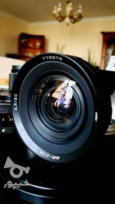 lense vintage 20mm f3.5 mir در گروه خرید و فروش لوازم الکترونیکی در تهران در شیپور-عکس1