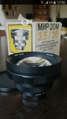 lense vintage 20mm f3.5 mir در گروه خرید و فروش لوازم الکترونیکی در تهران در شیپور-عکس4