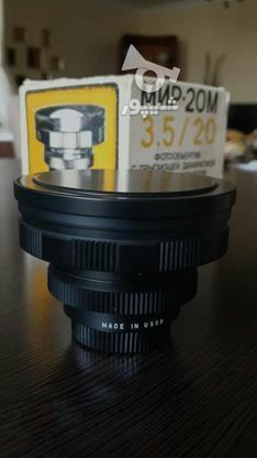 lense vintage 20mm f3.5 mir در گروه خرید و فروش لوازم الکترونیکی در تهران در شیپور-عکس3