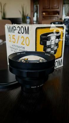 lense vintage 20mm f3.5 mir در گروه خرید و فروش لوازم الکترونیکی در تهران در شیپور-عکس2