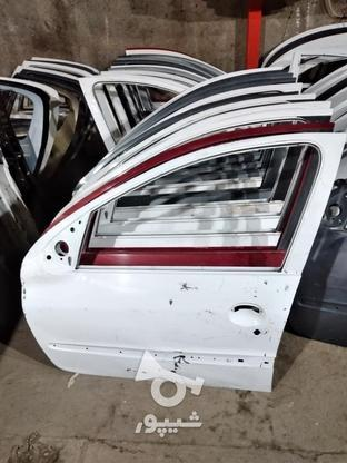 کاپوت 206 استوک فابریک درب 206 صندوق عقب استوک در گروه خرید و فروش وسایل نقلیه در قم در شیپور-عکس7