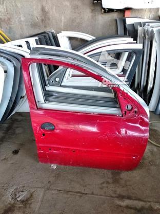 کاپوت 206 استوک فابریک درب 206 صندوق عقب استوک در گروه خرید و فروش وسایل نقلیه در قم در شیپور-عکس2