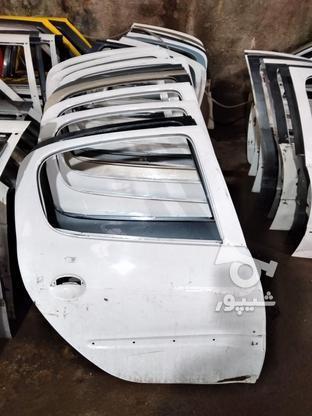 کاپوت 206 استوک فابریک درب 206 صندوق عقب استوک در گروه خرید و فروش وسایل نقلیه در قم در شیپور-عکس4