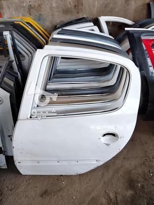 کاپوت 206 استوک فابریک درب 206 صندوق عقب استوک در گروه خرید و فروش وسایل نقلیه در قم در شیپور-عکس3