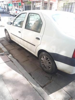 خودرو L90 صافکاری شده بی رنگ و فنی سالم سالم در گروه خرید و فروش وسایل نقلیه در البرز در شیپور-عکس2
