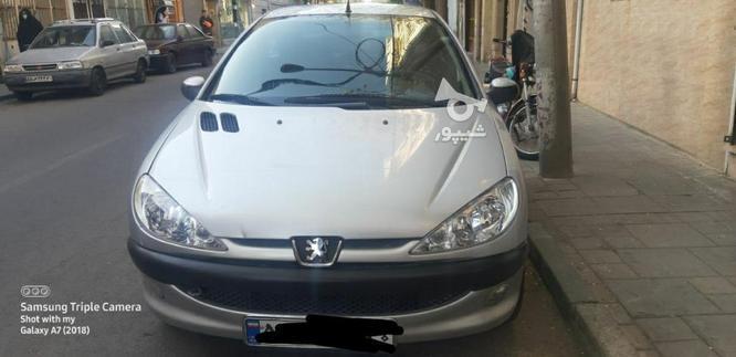 206 تیپ 2 مدل83  در گروه خرید و فروش وسایل نقلیه در تهران در شیپور-عکس2